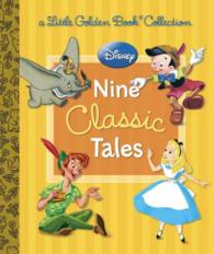 Disney Nine Classic Tales (Little Golden Book Favorites)