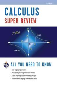 Calculus Super Review (2ND)