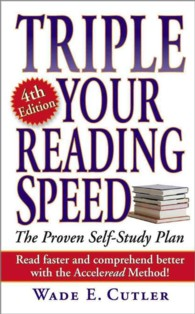 Triple Your Reading Speed : The Proven Self-Study Plan (Reissue)