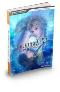 Final Fantasy X-X2 HD Remaster : Official Strategy Guide