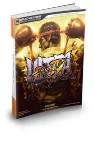 Ultra Street Fighter IV Official Bible