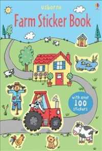 Farm Sticker Book (Usborne Sticker Books)
