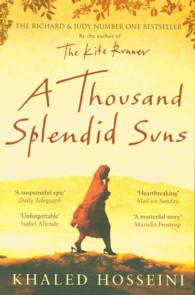Thousand Splendid Suns -- Paperback