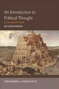 An Introduction to Political Thought : A Conceptual Toolkit (2ND)