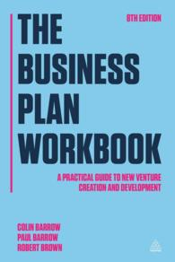 The Business Plan Workbook (8TH)