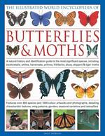 The Illustrated World Encyclopedia of Butterflies & Moths : A Natural History and Identification Guide to the Most Significant Species, Including Swal