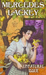 Unnatural Issue (The Elemental Masters) (Reprint)
