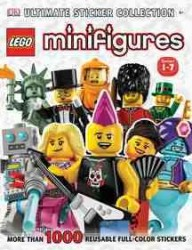 Lego Minifigures (Ultimate Sticker Collections)