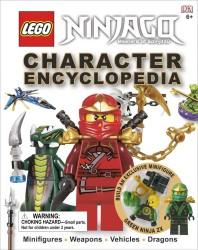 LEGO Ninjago Character Encyclopedia (NOV)