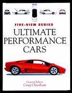 Ultimate Performance Cars (Five-view)