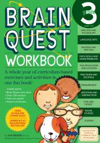 Brain Quest Workbook Grade 3 (Brain Quest) (Workbook)