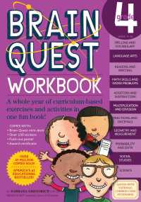Brain Quest Grade 4 : Ages 9 - 10 Workbook (ACT STK)