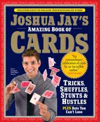 Joshua Jay's Amazing Book of Cards (PAP/DVD)
