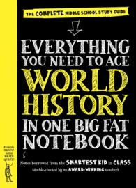 Everything You Need to Ace World History in One Big Fat Notebook (Big Fat Notebooks) (STG)