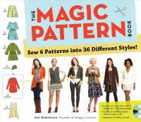 The Magic Pattern Book : Sew 6 Patterns into 36 Different Styles! (PAP/CDR)
