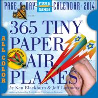 365 Tiny Paper Airplanes /color page a day