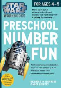 Star Wars Workbook: Preschool Number Fun! (CSM WKB)