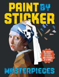 Paint by Sticker Masterpieces : Re-Create 12 Iconic Artworks One Sticker at a Time! (Paint by Sticker) (STK)