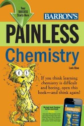 Painless Chemistry (Barron's Painless Series)