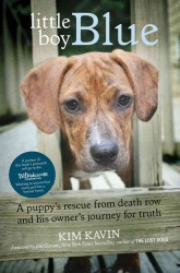 Little Boy Blue : A Puppy's Rescue from Death Row and His Owner's Journey for Truth