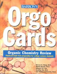 Orgocards : Organic Chemistry Review (CRDS)