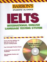 How to Prepare for the IELTS : International English Language Testing System (BOOK & CD)
