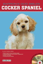 Cocker Spaniels (Barron's Dog Bibles) (SPI HAR/DV)