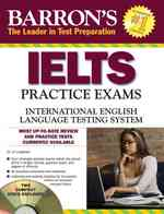 Barron's IELTS Practice Exams (Barron's Ielts Practice Exams) (PAP/COM)