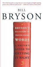 Bryson's Dictionary of Troublesome Words (Reprint)