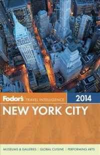 Fodor's New York City 2014 (Fodor's New York City) (PAP/MAP)