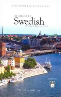 Beginner&#039;s Swedish (Hippocrene Beginner&#039;s Series) (PAP/COM)