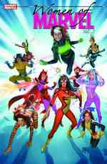 Women of Marvel 2
