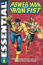 Essential Power Man and Iron Fist 1 (Essential) <1>