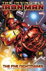 The Invincible Iron Man 1 : The Five Nightmares (Invincible Iron Man)