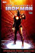 Invincible IronMan 3 : World&#039;s Most Wanted Book 2