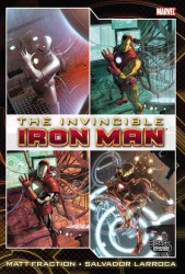 Invincible Iron Man 1 (Invincible Iron Man)