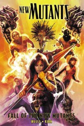 New Mutants 3 : Fall of the New Mutants (New Mutants)