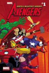 Avengers: Earth's Mightiest Heroes 1 (Marvel Comic Readers)