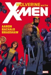 Wolverine and the X-Men 1 (Wolverine)