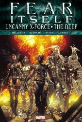 Fear Itself : Uncanny X-Force / the Deep (Fear Itself)