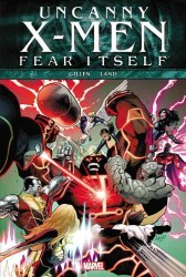 Fear Itself : Uncanny X-Men (Fear Itself)