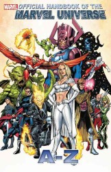 Official Handbook of the Marvel Universe a to Z 4 (Official Handbook of the Marvel Universe Ato Z)