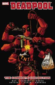 Deadpool 4 : The Complete Collection (Deadpool)