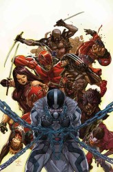 Uncanny X-force : Otherworld (Uncanny X-force) (Reprint)