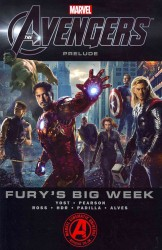Marvel's the Avengers Prelude : Fury's Big Week (Avengers)