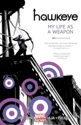 Hawkeye 1 : My Life as a Weapon (Hawkeye)
