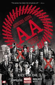 Avengers Arena 1 : Kill or Die (Marvel Now) (Avengers)