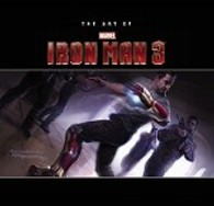 The Art of Iron Man 3 (Marvel's Iron Man) (SLP)