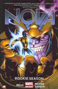 Nova 2 : Rookie Season (Nova: Marvel Now)
