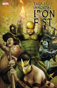 The Immortal Iron Fist : The Complete Collection (Immortal Iron Fist)